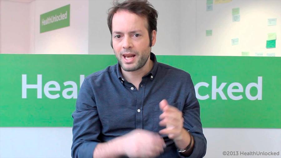 Jorge Armanet, el chileno que creó HealthUnlocked, la red social que usan millones de personas