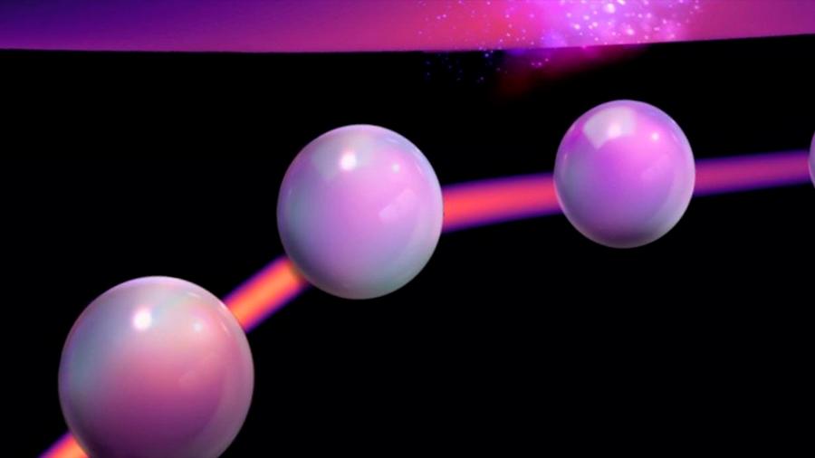 La materia sabe cómo evitar la muerte: cuasipartículas controlan la entropía y renacen periódicamente