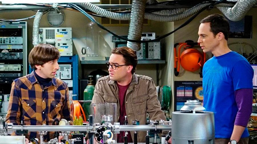 Descubierta una nueva propiedad de los números primos gracias a The Big Bang Theory