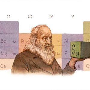Más allá de Mendeléyev: La Tabla de Partículas Elementales