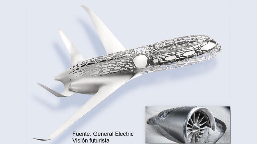 Una española experta en materiales en pos de imprimir el motor de un avión en 3D