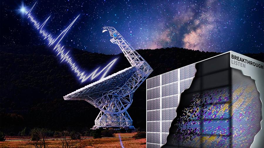 Tres años de observación intensiva en 1,327 estrellas cercanas a la Tierra no arrojan otras posibles civilizaciones