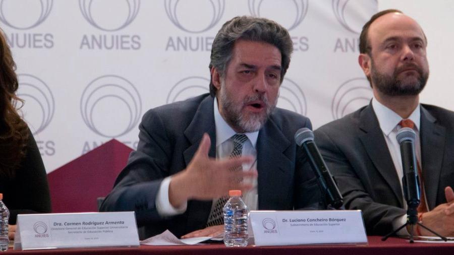 Universidades públicas y Gobierno mexicano trabajarán nueva Ley General de Educación Superior