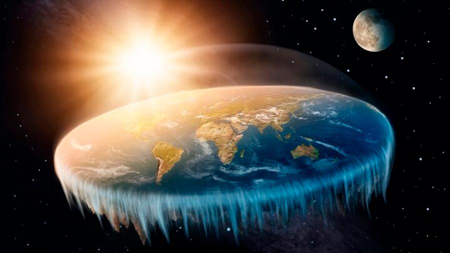Mike Hugh pretende demostrar que la Tierra es plana sobrevolando la estratosfera