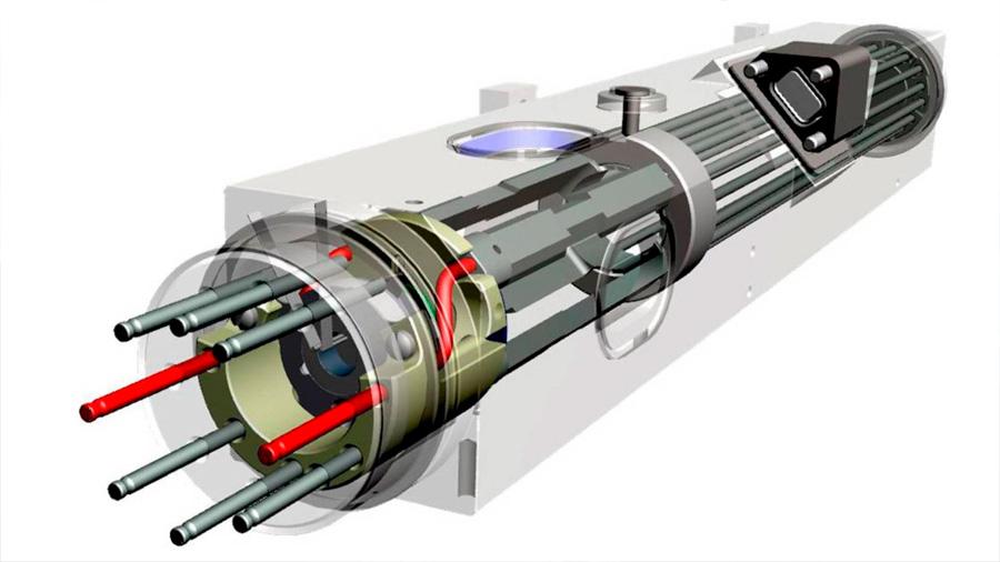 NASA pone en órbita un reloj atómico que solo se retrasa un segundo cada diez millones de años