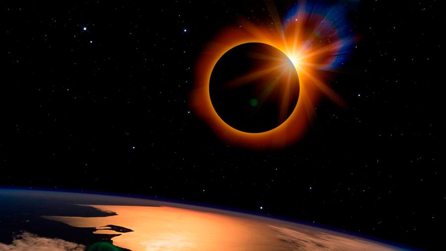 El eclipse solar del 2 de julio se podrá ver en Latinoamérica: desde Panamá hasta Brasil
