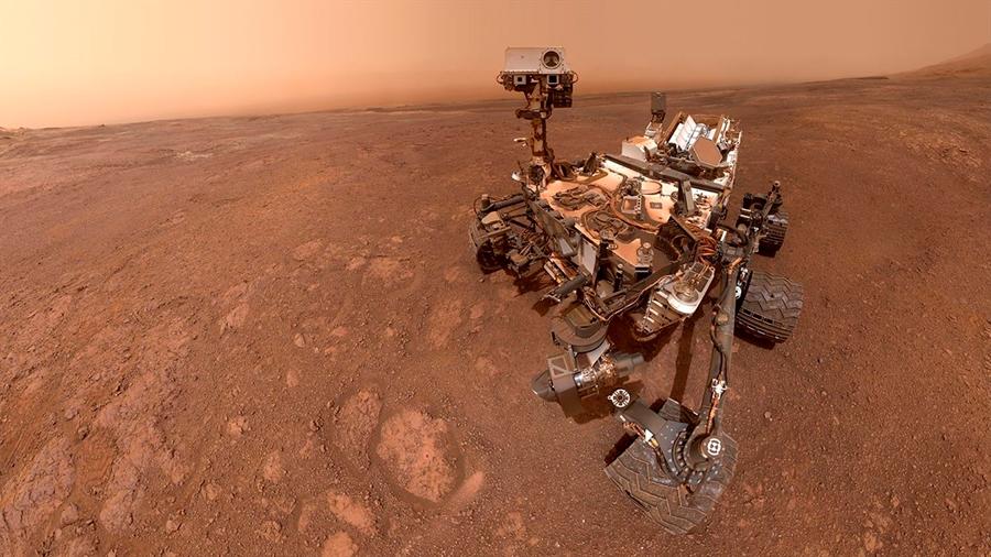 El pico de metano detectado en Marte se desvanece y aumenta el misterio