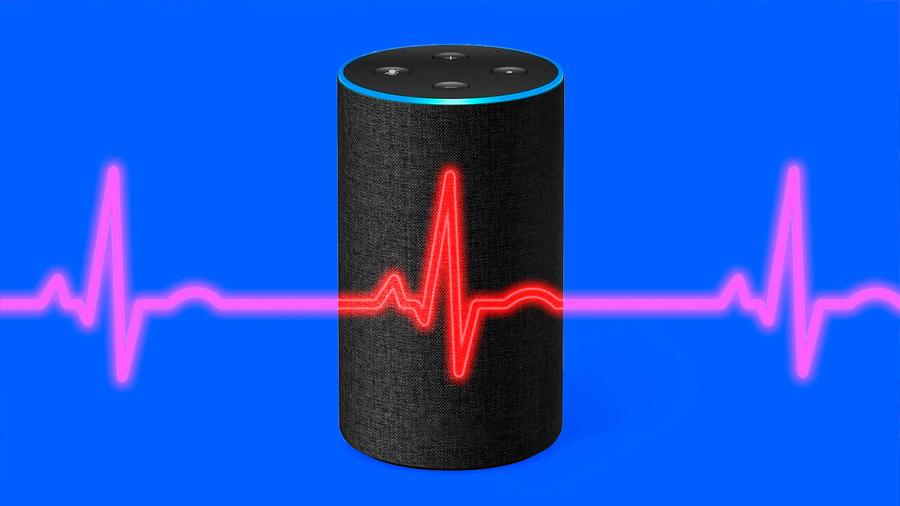 Altavoces de IA detectarán un paro cardíaco escuchando la respiración