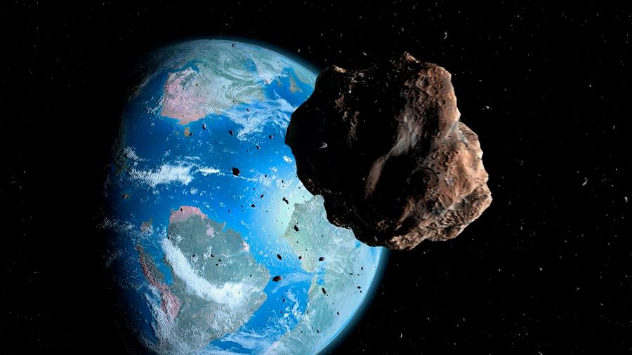 Asteroide tres veces mayor que una cancha de futbol pasará cerca de la Tierra