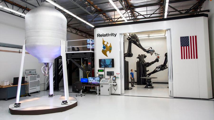 Logran los primeros cohetes espaciales en impresión de metal en 3D