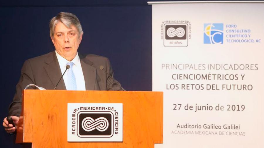 En Latinoamérica, México es el segundo productor de ciencia y a nivel global el 28
