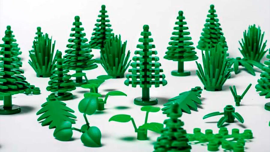 Lego creo bioplástico de origen vegetal con el que irá sustituyendo el material con que fabrica sus famosos bloques