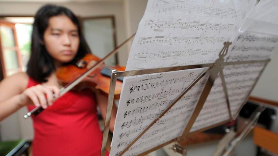 Alumnos que estudian Música tienen mejor desempeño en Matemáticas, Ciencia y Lengua