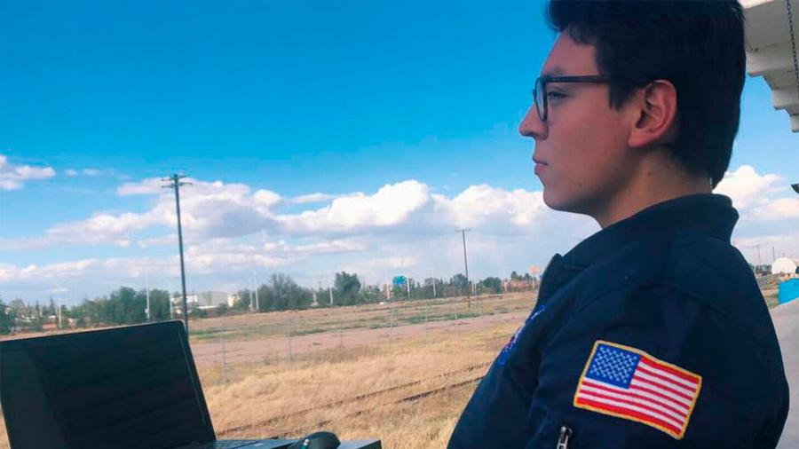 Joven mexicano de 19 años participará en un proyecto de la NASA