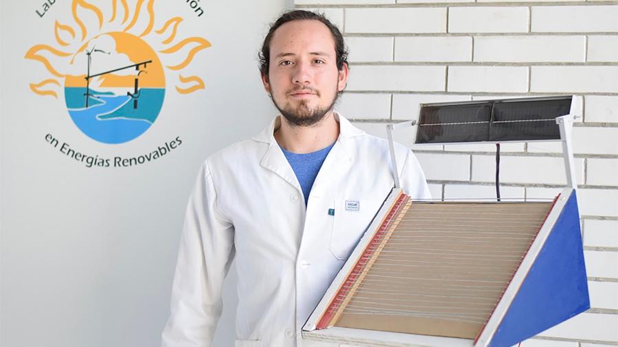 Diseña estudiante de ingeniería dispositivo que permite colectar veneno de abeja sin que ésta muera