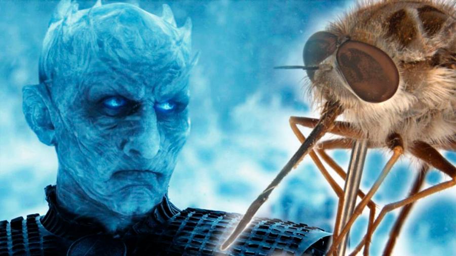 El Rey de la Noche de Juego de Tronos da nombre a una nueva mosca