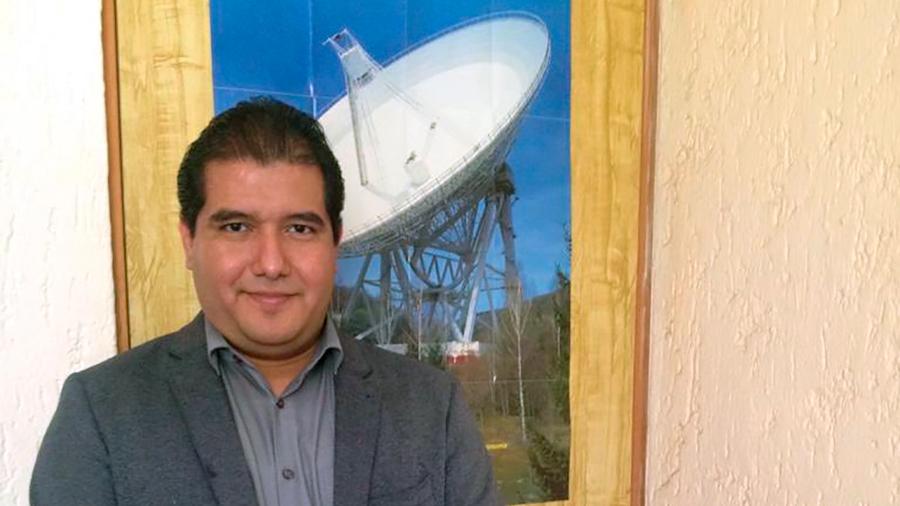 Concreta sociedad científica alemana apoyo en México a grupo de trabajo en astrofísica