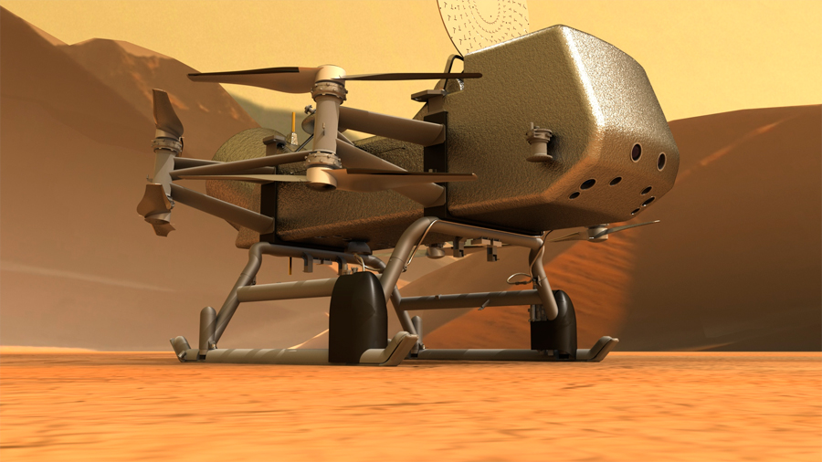 Titán: el nuevo destino espacial de la humanidad