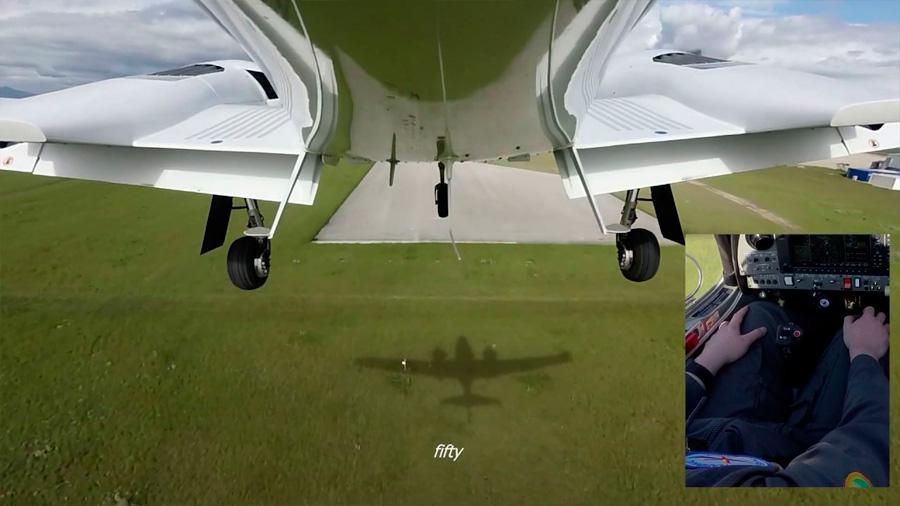 Impresionante: algoritmo de visión computarizada logra aterrizar avioneta sin ayuda del piloto
