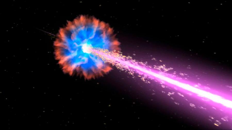 """Científicos descubren los """"Rayos Gamma Cósmicos"""""""