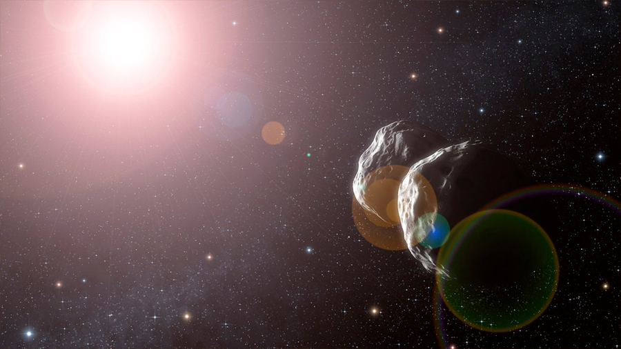 Un nuevo asteroide de un kilómetro orbita el Sol en solo 151 días