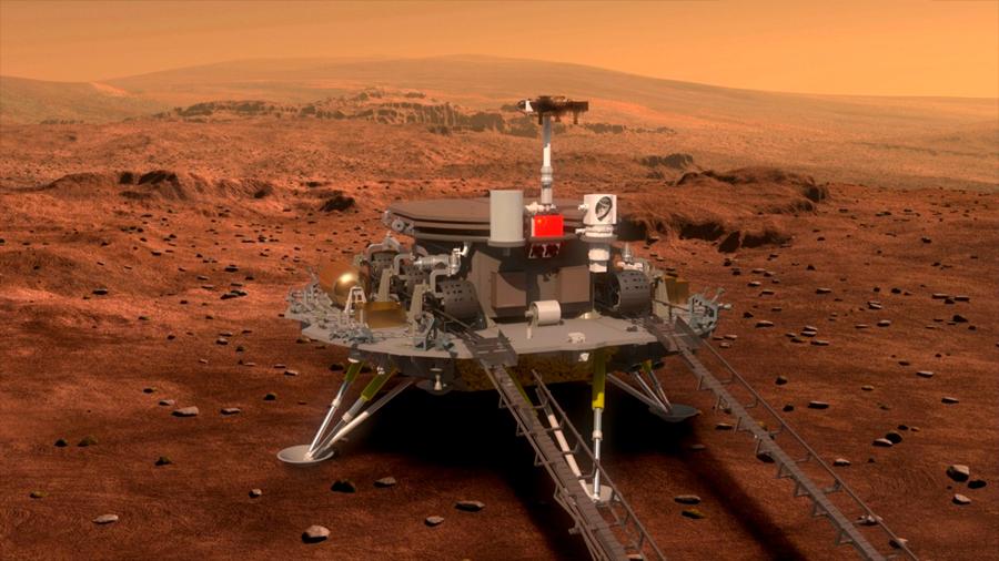 China ya tiene lista su primera misión robótica a Marte y será lanzada el próximo año