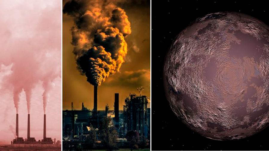 Romper un 'umbral de carbono' puede llevar a la extinción masiva