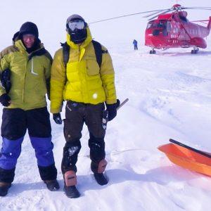 La capa de hielo de Groenlandia no se derrite, se desliza hacia el mar