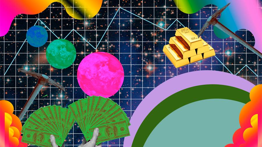 Minería de asteroides: ¿una burbuja que explotó antes de tiempo?