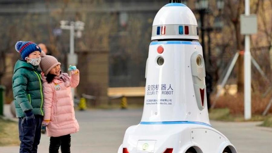 Asia lidera el uso de robots mucho más de lo que se creía