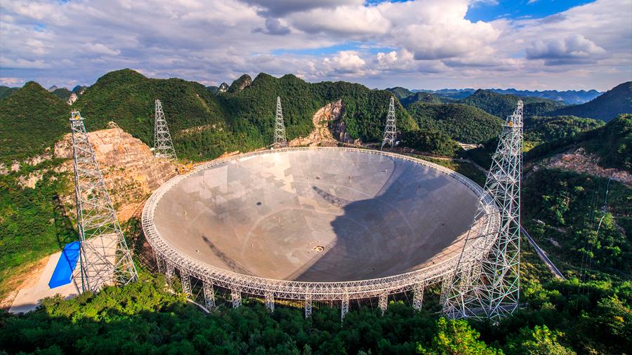 El mayor radiotelescopio del mundo buscará planetas con campo magnético