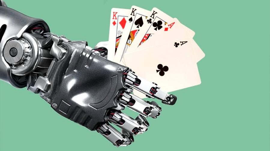 Por primera vez, un robot vence profesionales del póquer con Inteligencia Artificial