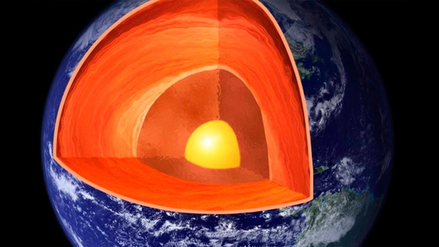 Descubren una misteriosa fuente de magnetismo bajo el Océano Pacífico...