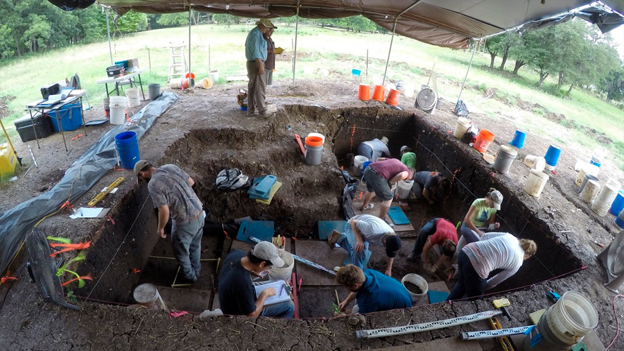 Humanos llegaron a América hace unos 15,000 años