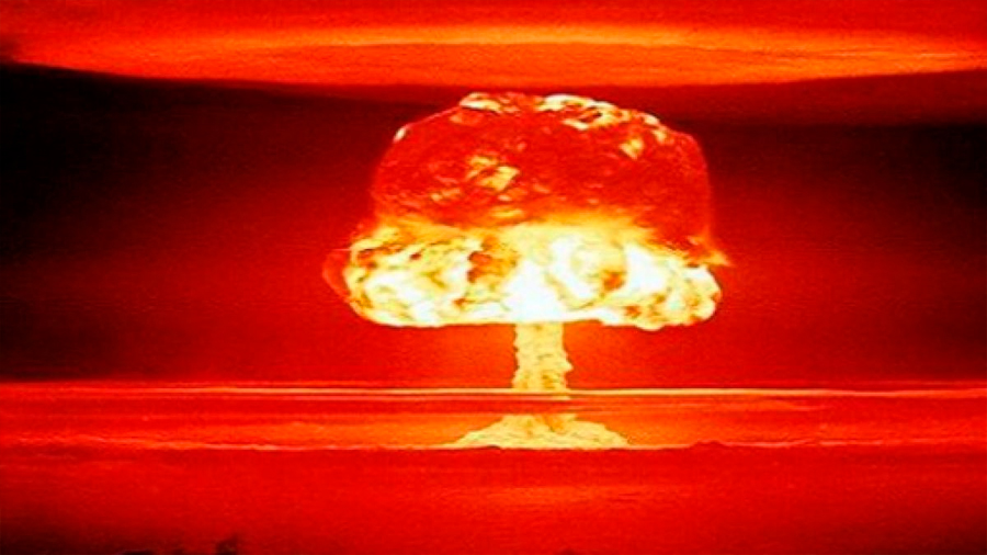 Se cumplen 74 años de la primera explosión de una bomba atómica