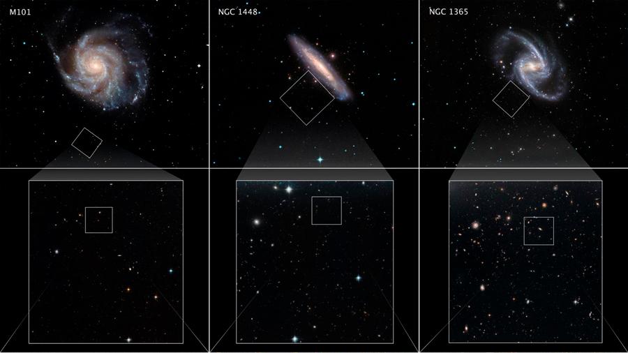Nuevo método de calcular la expansión del Universo desafía modelos