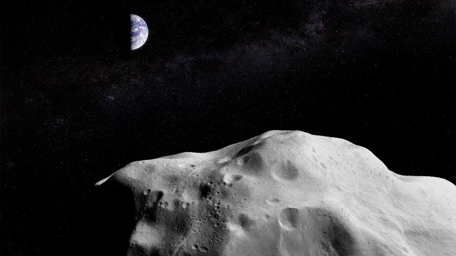 El asteroide 2006 QV89 no aparece en curso de colisión con la Tierra