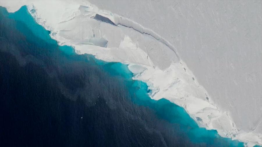 Proponen evitar el colapso de la Antártida con cañones de nieve