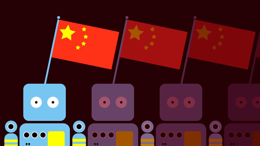 China podría liderar la investigación en IA en solo dos años