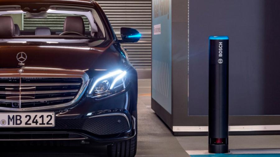 El Valet Parking ya es historia: alemanes presentan un estacionamiento totalmente automático