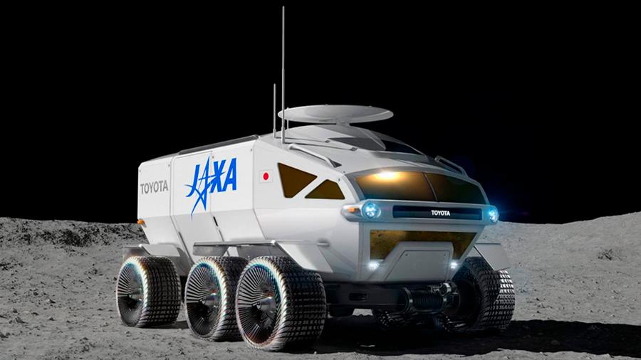 El impresionante rover que Japón quiere que los astronautas usen en la Luna