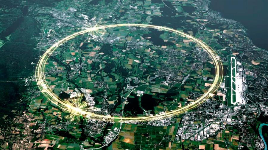 ¿Un acelerador de partículas diez veces más potente que el LHC? El CERN ya lo ha presentado