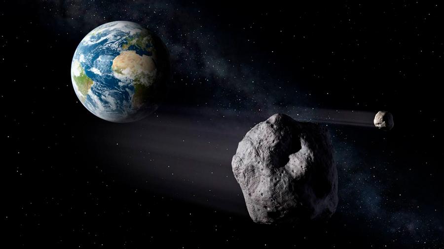 Descartado el riesgo de colisión de un asteroide contra la Tierra en septiembre