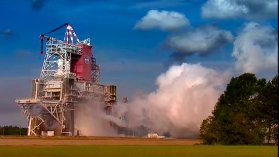 Resultó falsedad que la NASA diseñó una máquina para hacer nubes y lluvia