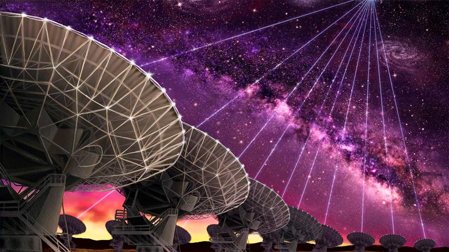 Sin señales de vida alienígena inteligente en 1,327 estrellas cercanas