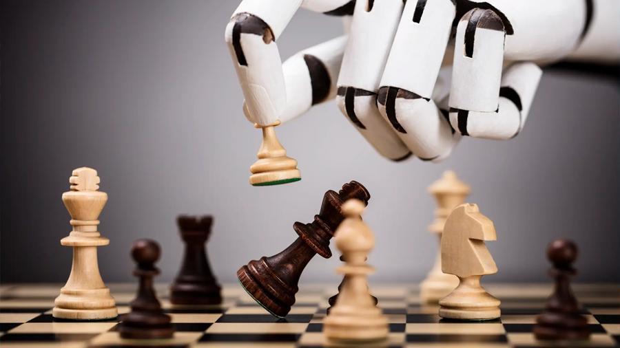 Crean IA que aprendió a jugar al ajedrez leyendo cosas sobre él