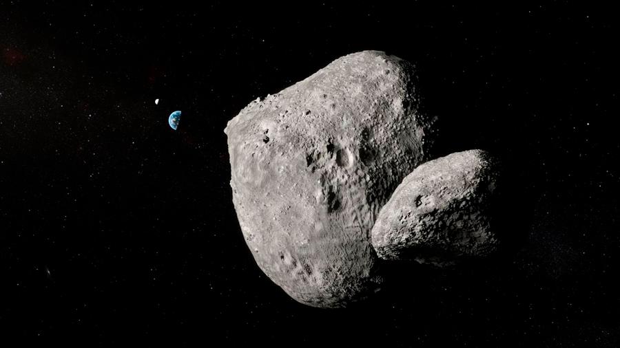 La Agencia Espacial Europea difunde imágenes del asteroide furtivo 2019 OK