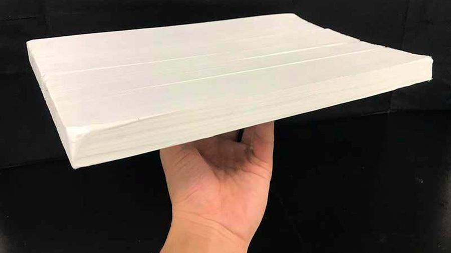 Membrana hecha de madera porosa puede filtrar el agua de mar con extraordinaria sencillez
