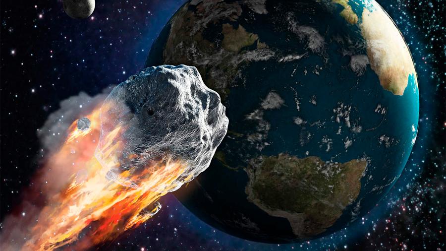 Un asteroide de 570 metros se 'acercará' a la Tierra el sábado, pero no hay nada que temer