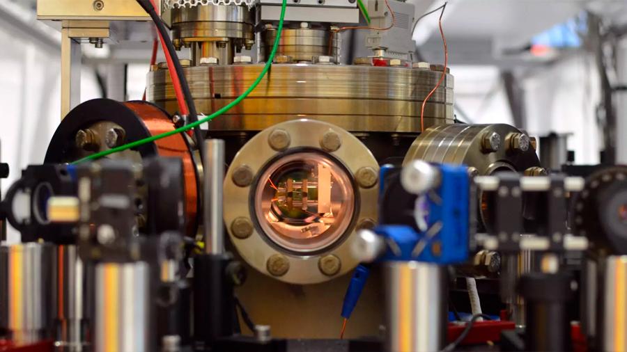 Logran fabricar un motor térmico de un solo átomo